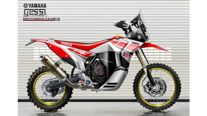 Yamaha Tenere700 RallyRacer 04