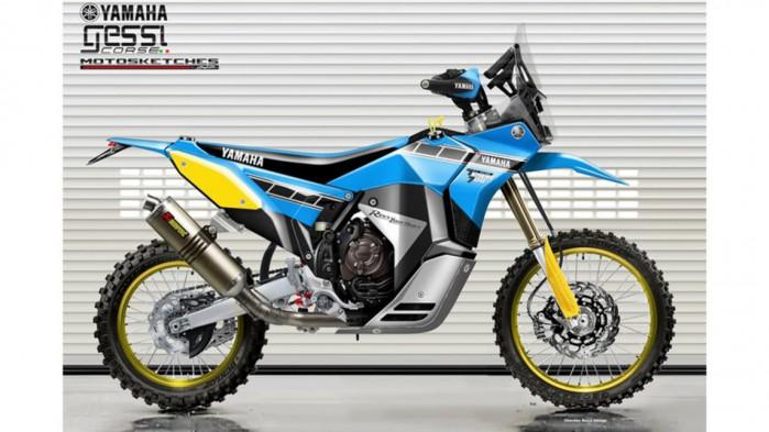 Yamaha Tenere700 RallyRacer 05