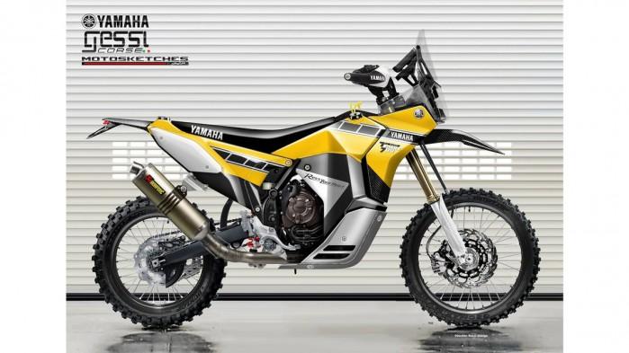 Yamaha Tenere700 RallyRacer 06