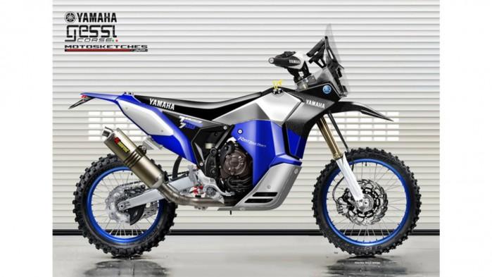 Yamaha Tenere700 RallyRacer 07