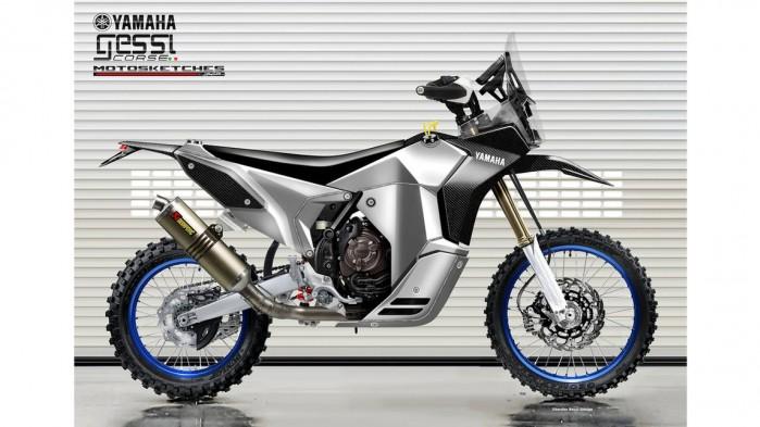 Yamaha Tenere700 RallyRacer 08