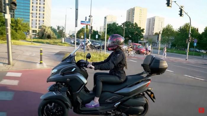 Yamaha Tricity 300 2020 7