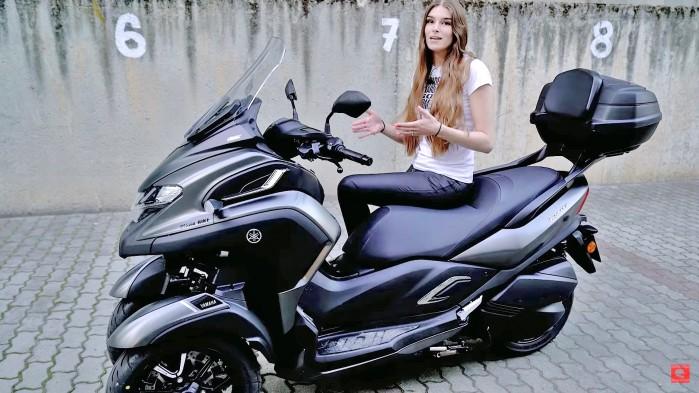 Yamaha Tricity 300 2020 8