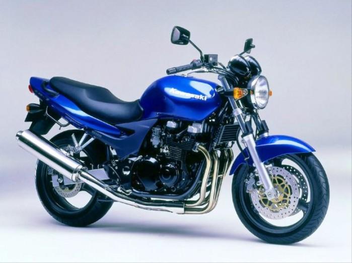 Kawasaki ZR 7 2