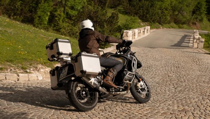 Kup BMW R1250GS kufry gratis 4