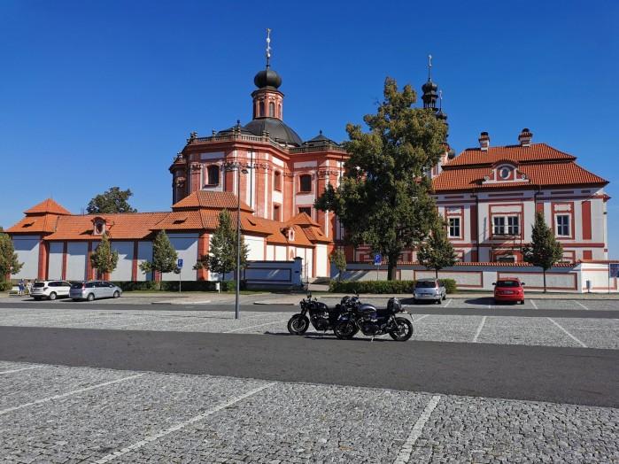 trasy atrakcje czechy Proboststvi Marianska Tynice