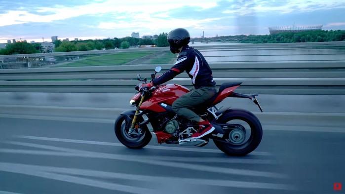 Ducati Streetfighter V4S Warszawa