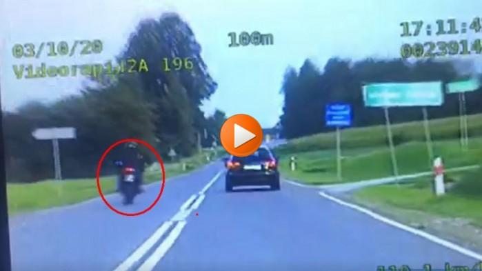 ucieczka przed policja ostrowiec