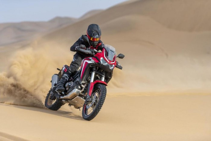 Africa Twin CRF 1100 L i AS 5