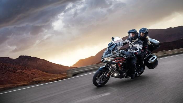 2021 Kawasaki Versys 1000 LT SE