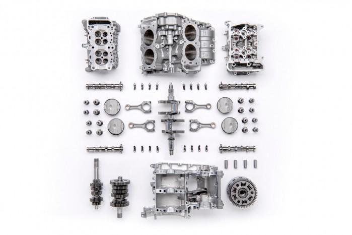 Multistrada V4 silnik granturismo 8
