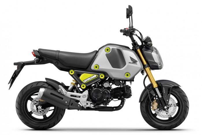 312140 2021 HONDA MSX125 GROM