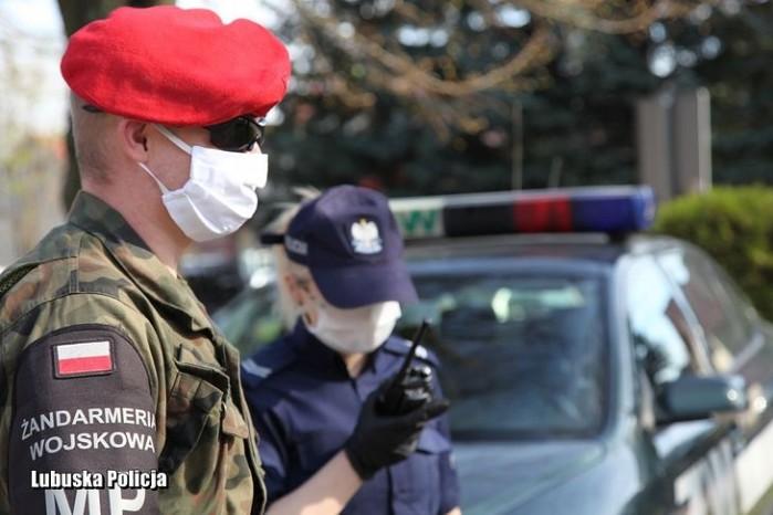 Zandarmeria Wojskowa i Policja