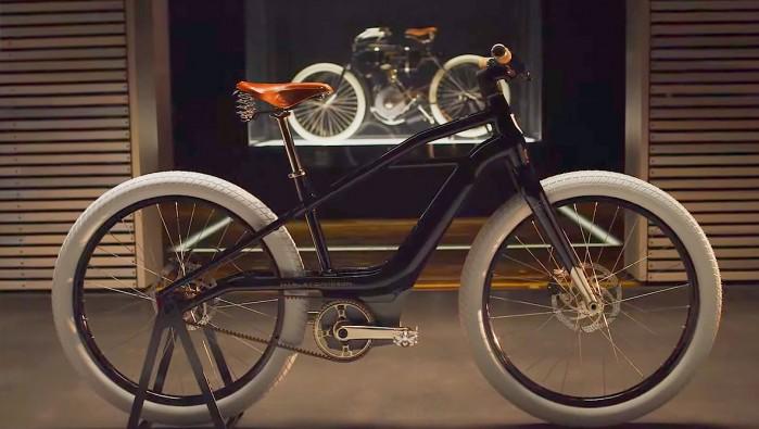 Serial 1 Cycles Company Harley Davidson Model 1