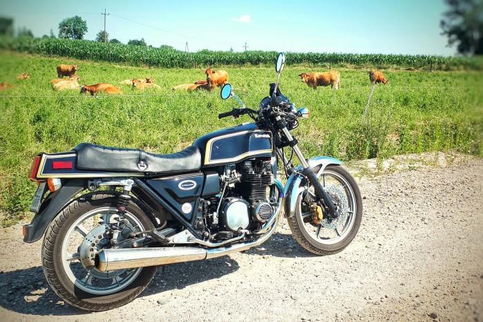 Kawasaki Z1000ST