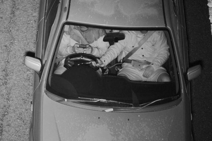 telefon jazda auto