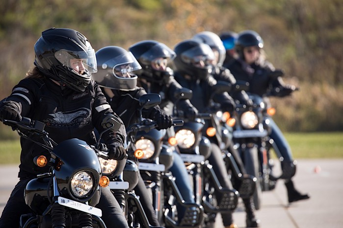harley davidson to teach 500 people how to ride motorcycles for free