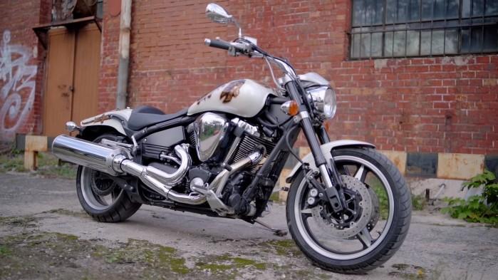 Yamaha Warrior 1700 Barry 2004