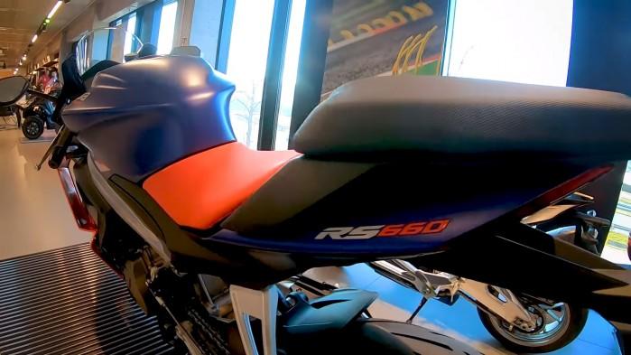 Aprilia RS 660 Liberty Motors Piaseczno 3