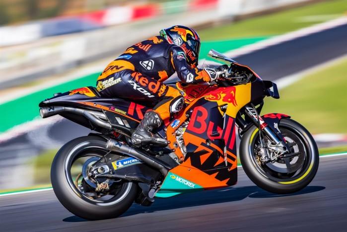Brad Binder KTM RC16 MotoGP 2020 Portimao