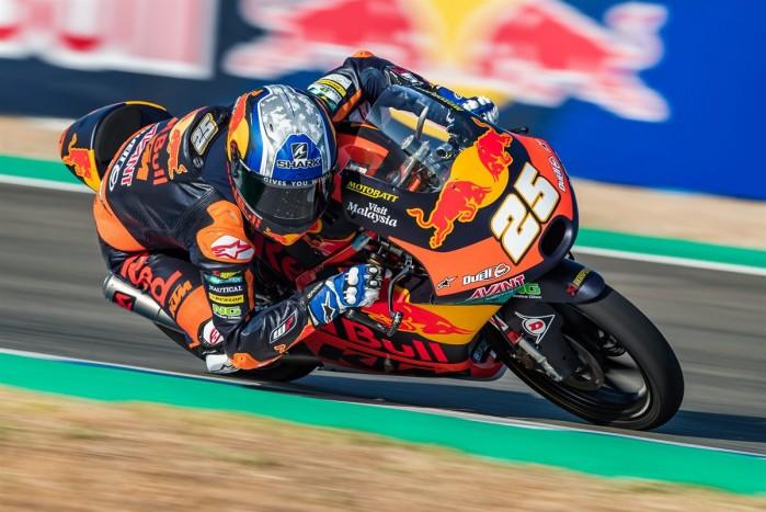 Raul Fernandez Moto3 2020