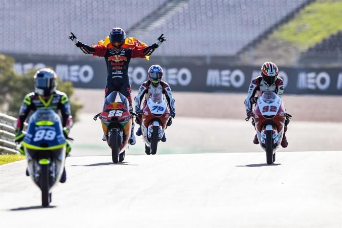 Raul Fernandez Moto3 2020 Portimao