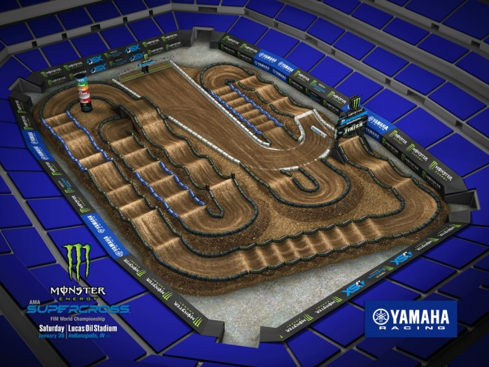 indy 1 track map