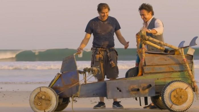 The Great Escapists czyli Wielcy Uciekinierzy. Richard Hammond