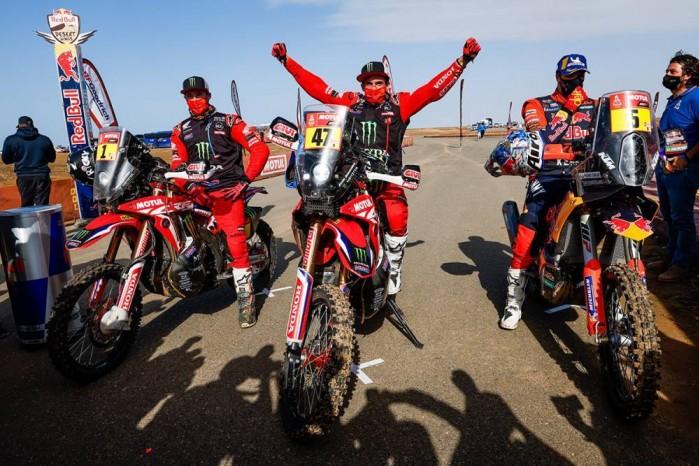 podium motocykle
