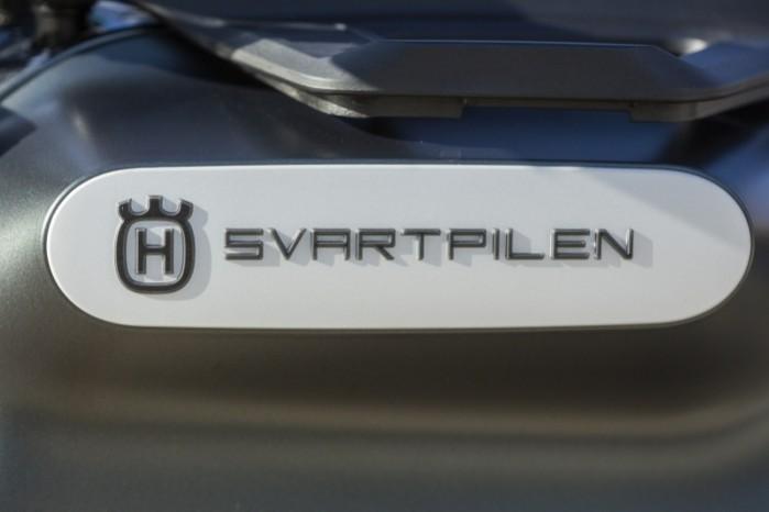 Husqvarna Svartpilen 125 2021 logo
