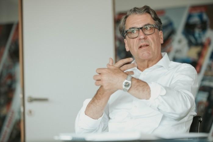 Wlasciciel KTM Stefan Pierer