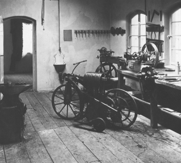 Motocykl Daimlera