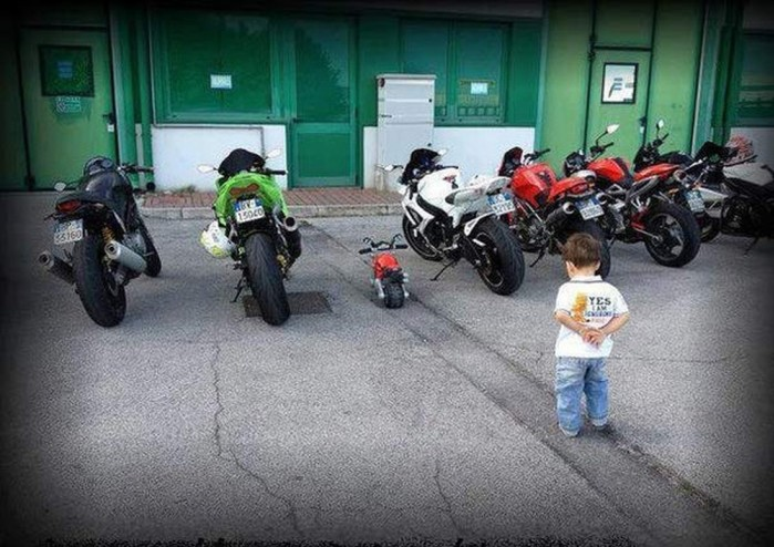 etapy w zyciu motocyklisty