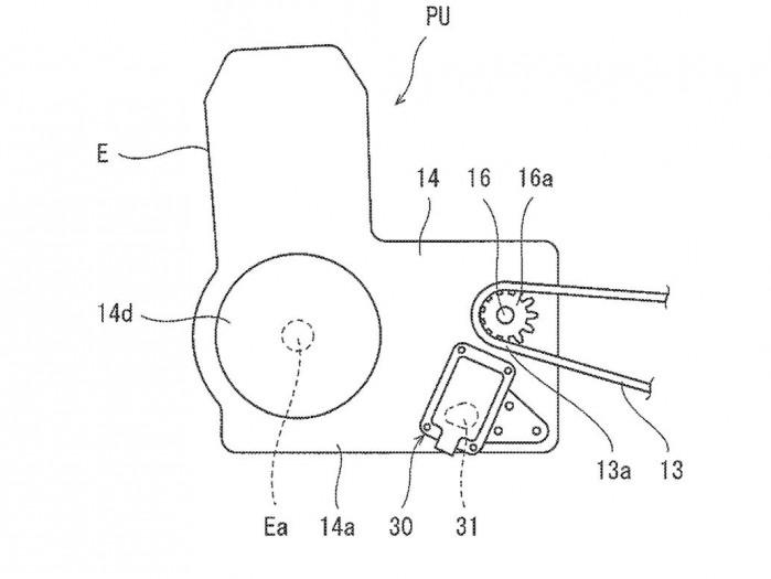 kawasaki elektroniczna zmiana biegow patent 02