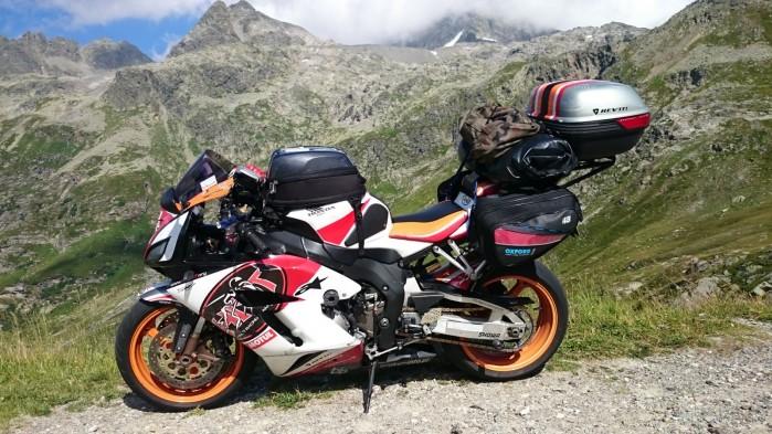 wakacje motocyklisty