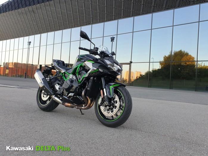 5 Kawasaki Z H2 statyka