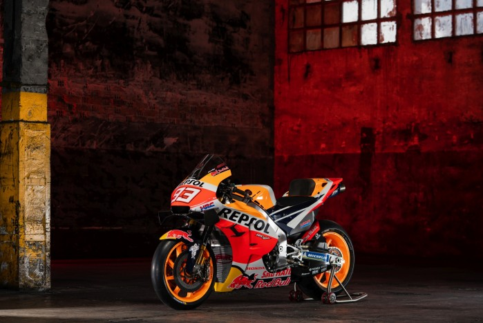 Marc Marquez Repsol Honda Sezon 2021
