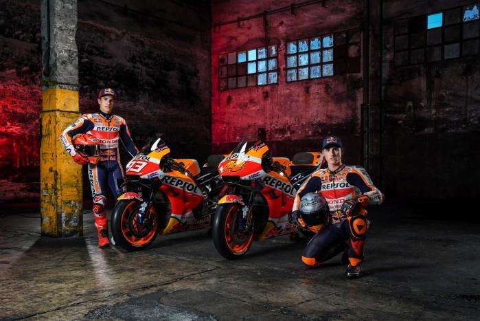 MotoGP 2021 Marc Marquez Pol Espargaro