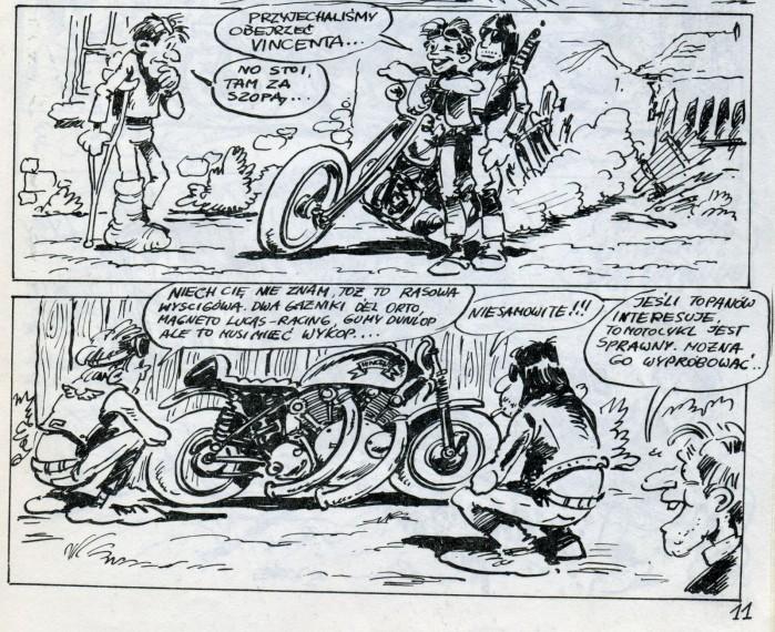 Komiks HarleyStory