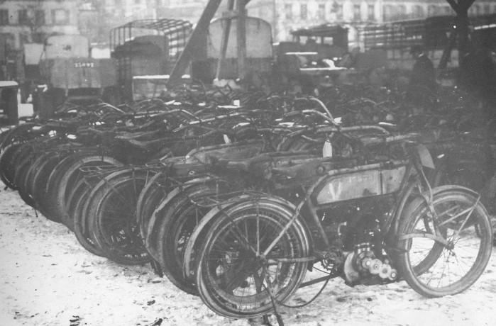 Motocykle przeznaczone do sprzedazy demobilowej