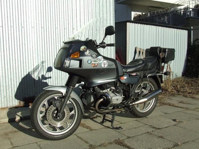 bmw r100rt classic marka harasimiuka