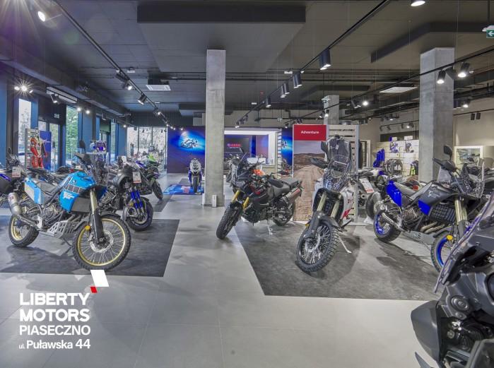 motocykle yamaha salon