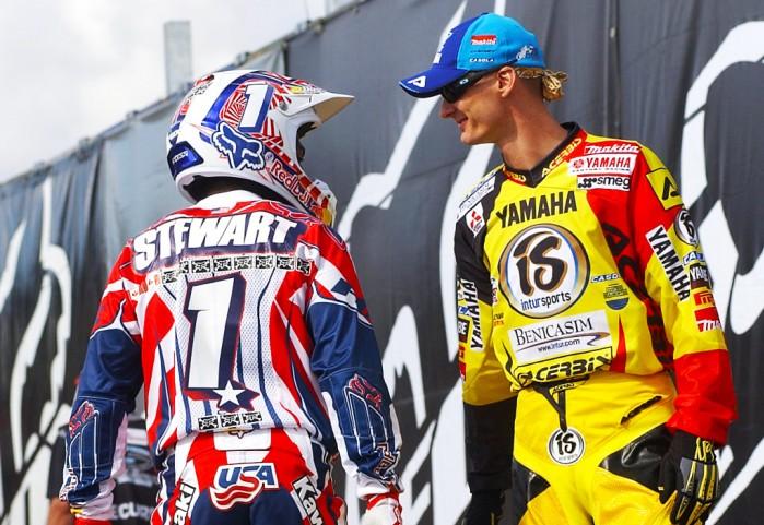Everts and Stewart mxon