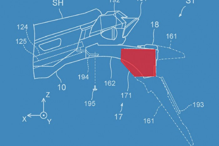 honda crf africa twin radar patent 02