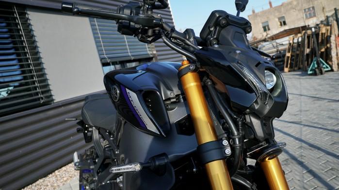 2021 Yamaha MT 09 SP