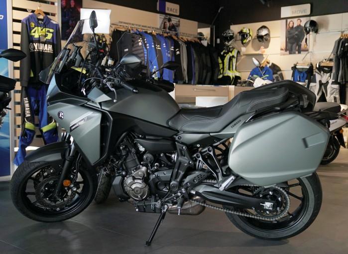 Yamaha Tracer 7 GT model 2021