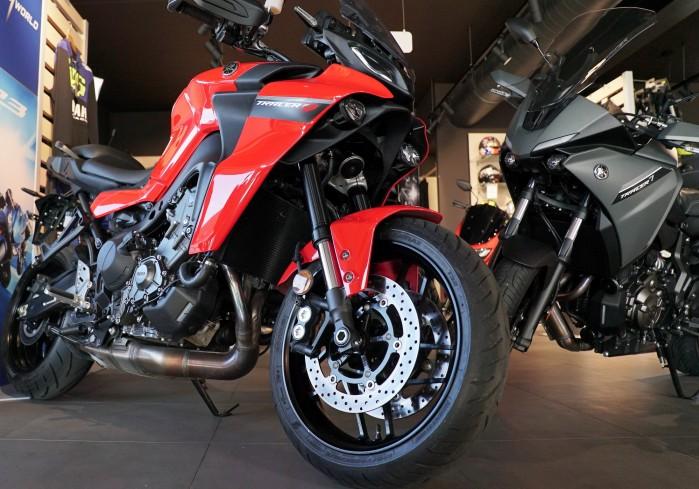 Yamaha Tracer 9 na rok 2021