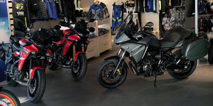 Yamaha Tracer family modele 2021