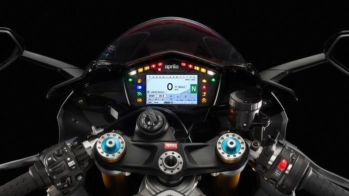 Systemy moto Aprilia