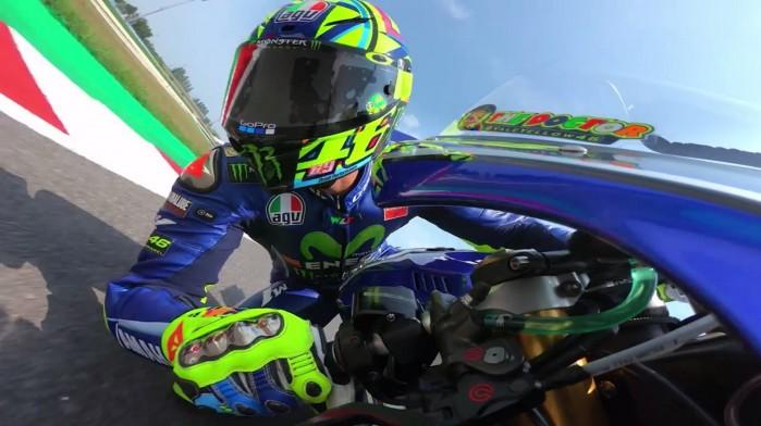 Valentino Rossi tor